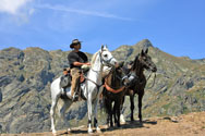 Balkan Trail - Ridetrek over 2 bjerge